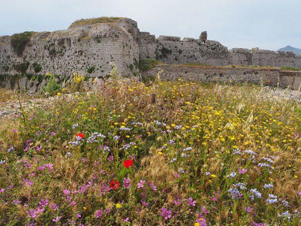 Methoni castle peloponnese Greece copyright Eric C.B. Cauchi Eternal Greece Ltd