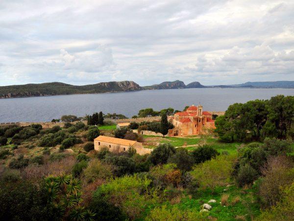 Pylos Niokastro/Neokastro castle Peloponnese Eric CB Cauchi Eternal-Greece Ltd