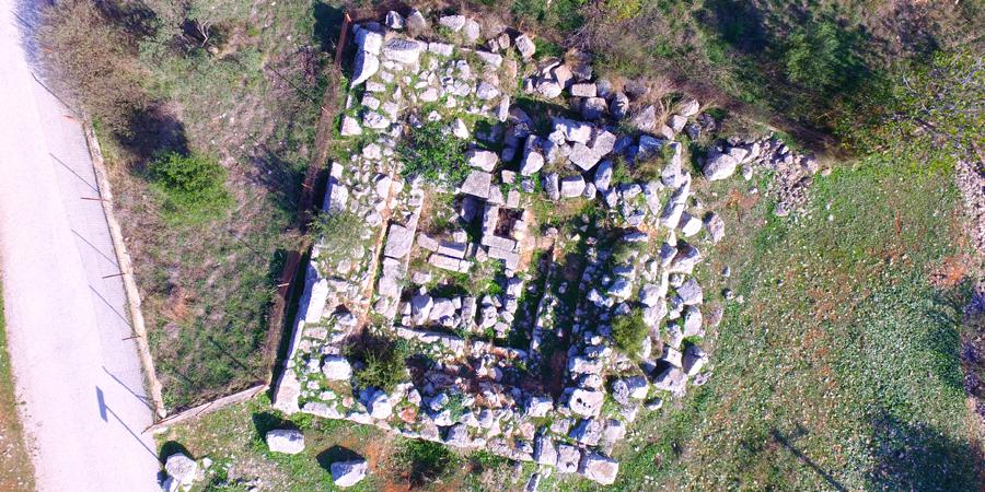 Pyramid of Lygourio Eternal Greece Ltd