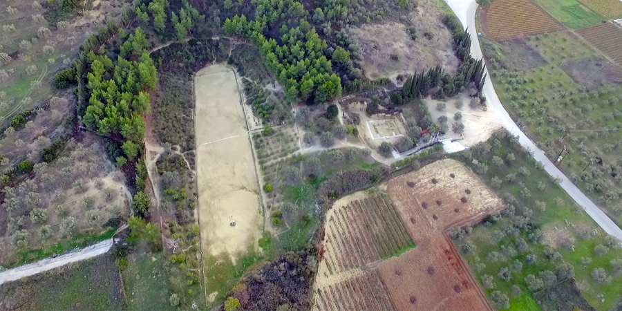 Ancient Nemea - Stadium Eternal Greece Ltd