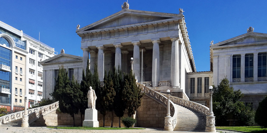 National Library of Greece Eternal Greece Ltd