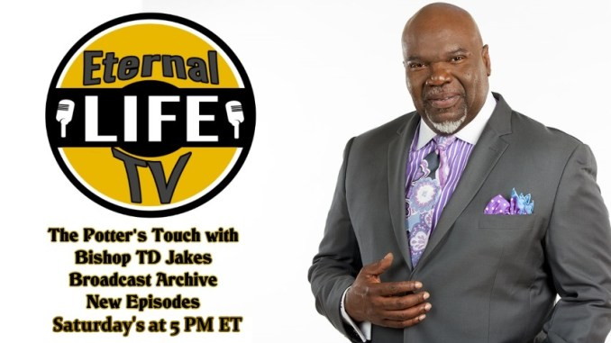 Bishop TD Jakes - The Potters House Dallas