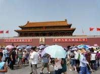Plaza de Tiananmen, Beijing