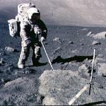 Amostras lunares trazidas pela Apollo 17 revelam substâncias trazidas por impacto na Lua durante o último grande bombardeamento (LHB)