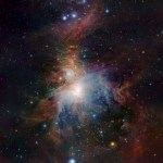 VISTA: Nebulosa de Órion analisada no infravermelho