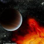 BD +20 1790b é o exoplaneta mais jovem já descoberto