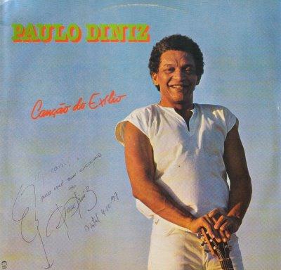 Canção do Exilio Paulo Diniz