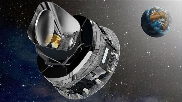 Observatório Planck - Créditos: ESA/D. Ducros