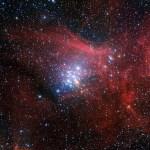 NGC 3293: aglomerado estelar nos revela a vida e morte de estrelas irmãs