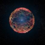 Astrônomos através doHubble encontram companheira de supernova depois de 20 anos de procura