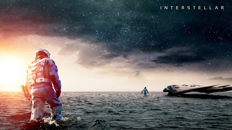 Interestellar waterworld