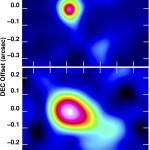 W75N(B)-VLA2: astrônomos revelam a saga da formação de uma estrela massiva ao longo dos anos
