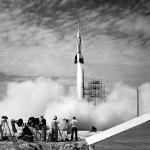 24 de julho de 1950 – o primeiro lançamento de foguete em Cabo Canaveral