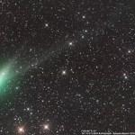 O cometa C/2013 US10 Catalina se aproxima por Ian Sharp