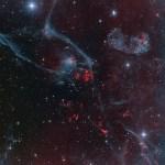 Don Goldman revela detalhes da remanescente de supernova Puppis A