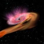 ASASSN-14li: fluxos de raios-X revelam a desintegração de uma estrela por um buraco negro supermassivo