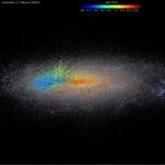 O maior mapa das idades das estrelas da Via Láctea revela como nossa galáxia evoluiu