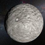 Descobertas variações inesperadas nas manchas brilhantes de Ceres