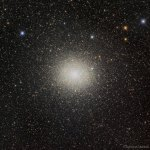 O Brilhante e Massivo Aglomerado Globular Ômega Centauri por Roberto Colombari