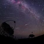 Os Raios Gama e a Poeira do Cometa Swift-Tuttle por Daniel López