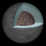O que há no interior de Ceres? Dados da sua gravidade pela sonda DAWN trazem novas informações