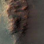 Opportunity irá explorar possível escoadouro em Marte em sua missão estendida