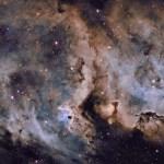 Westerhout 5: dentro da 'Alma' da formação estelar por José Jiménez Priego (Astromet)
