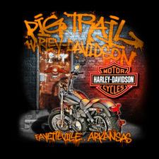 Pig Trail Harley-Davidson Alley