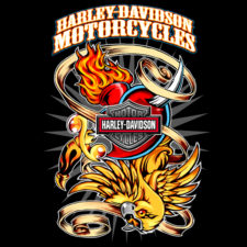 Harley-Davidson Sacred Heart