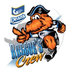 Milwaukee Admirals Roscoe's Crew