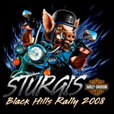 Sturgis Harley-Davidson 2008 Hog Rider