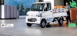 三菱 ミニキャブMiEVトラック