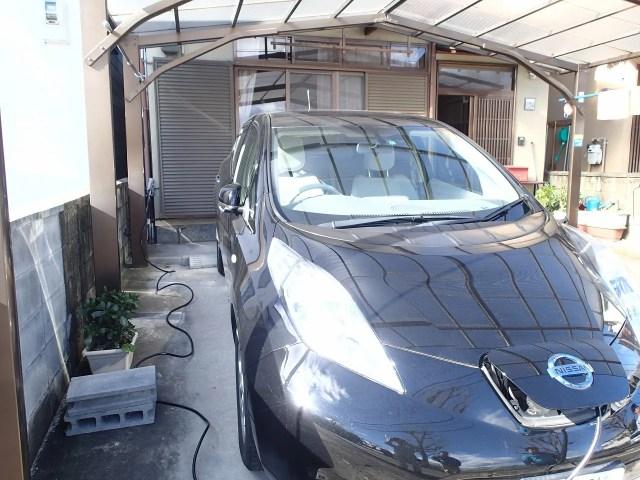EV/PHV用充電コンセント 日産リーフ用 LEAF