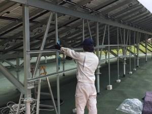 産業用太陽光 電気工事 京都