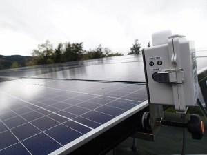 IVカーブ測定 日射計 太陽光発電