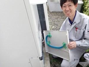 エコキュート 非常用取水栓