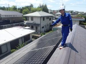 パナソニック太陽光発電