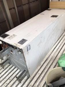 電気温水器撤去 (3)