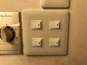 スイッチの交換フルカラー