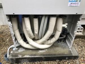 保温材では配管を劣化から守る