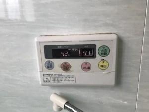 コロナ 風呂リモコン