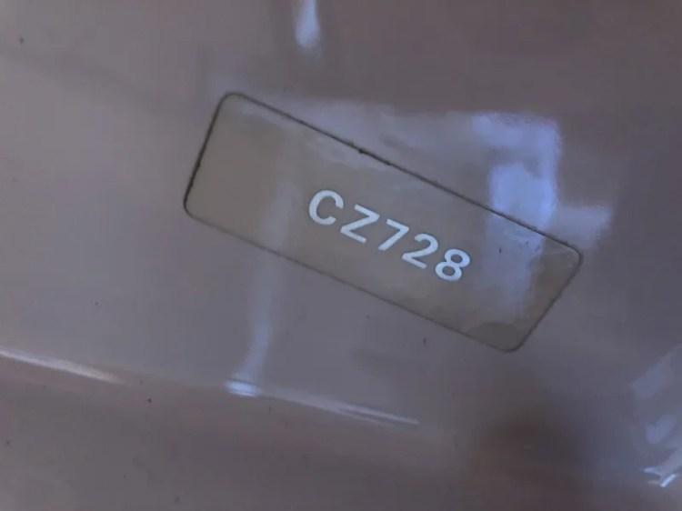 TOTO CZ728
