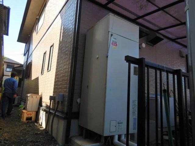 東芝電気温水器の故障