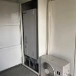 電気温水器の取替え