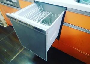 食洗機取替え工事