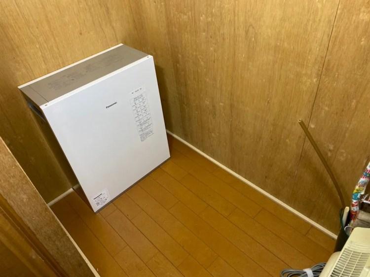 屋内用蓄電池5.6kWh