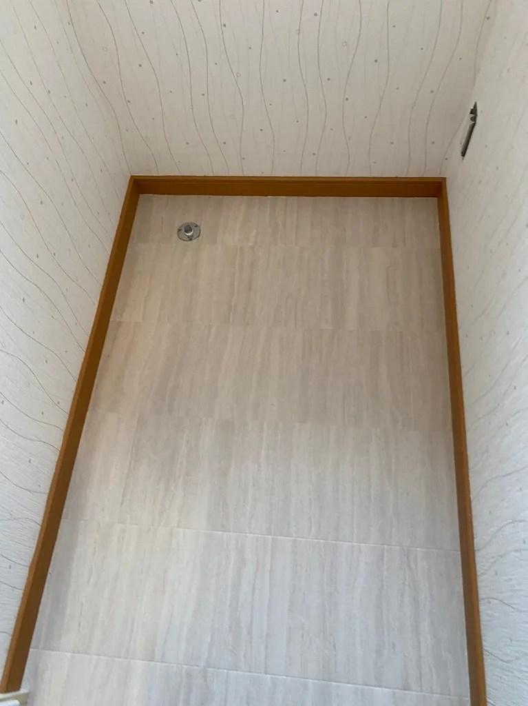 床クッションフロア・クロスの張替