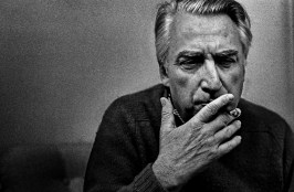 FRANCE. Paris. French writer and semiologist Roland BARTHES. 1977.