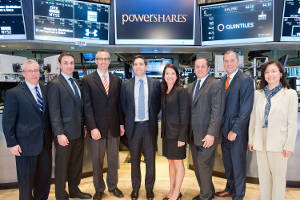 Invesco PowerShares' smart beta fundamentals-weighted ETFs surpass $5 billion in AUM