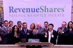RevenueShares launches revenue-weighted high-dividend ETF